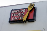 Dining in LA: Native Foods Cafe